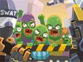 Zombie Incursion - Proteja  a cidade dos ataques dos zumbis. Use as munições disponíveis para combater a invasão, escolha a melhor arma e detone um por um e ganhe dinheiro para fazer um upgrade.
