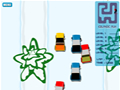 Jogo de Rally 4x4, Participe de uma corrida de Jeeps com tração 4x4. Sera que você consegue fazer Curvas alucinantes nesse game?, confiram!