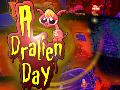 Jogo A Drailen Day, Caçadores malvados sequestraram a mãe do pequeno dragão antes mesmo dele nascer, o seu objetivo é ajuda-lo a completar todos os desafios e obstáculos que separam o filhote de sua querida mãe. Seja rápido e teste suas habilidades de raciocínio para completar todos os puzzles do game.