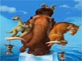 Jogo A Era do Gelo 2, seu objetivo neste game é ajuda o famoso esquilinho Scrat a libertar todos seus amigos no gelo, solte as pedras de gelo correspondente a mesma cor, para poder elimina-las e salvar seu grande amigo, divirta-se!