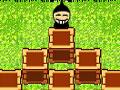 A Maze Yin - Explore os diversos labirintos deste game. Sendo que tem que movimentar caixas para construir um caminho até a porta que muda de nível, mas com bastante atenção para não cair em armadilhas.