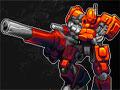 ARCS - Defenda sua base dos mercenários. Extermine todos os inimigos que se aproximar, vá desbloqueando o armamento e completando cada fase.