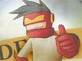 Jogo ASDF Hero - Seja um verdadeiro herói e derrote todos os seus oponentes. Saia pelas ruas à procura de inimigos digitando corretamente as letras que irão aparecer para acabar com todos, aproveite e recolha itens pelo caminho.