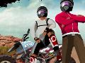 Jogo ATV 2, No controle de um incrível quadriciclo, você resolveu enfrentar diversos desafios dos desertos, seja rápido e tome muito cuidado com os caminhos cheios de obstáculos, complete todos os níveis do game.