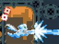 Assuma o controle sobre um gato r�bo e tente permanecer o maior tempo poss�vel. Alcance novos recordes ao control�-lo destruindo as barreiras que estiverem em seu caminho, fique atento para n�o ser atingido pelas naves que aparece de supresa.