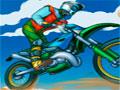 Adventure Bike - Encare esse desafio pilotando uma moto. Pise fundo e percorra toda pista cheias de perigos, faça manobras radicais para marcar muitos pontos.