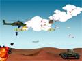Assuma o controle de um Helicóptero Militar, entre nesta guerra e acabe com todos os seus inimigos que estão atacando tanto pelo Ar como pela Terra.