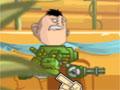 Alien Striker - Alienígenas roubaram o tesouro da cidade. Sua missão é trazê-lo de volta com sua nave, use seu armamento para exterminar os inimigos e com o dinheiro compre novas armas.