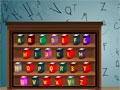 Alphabets Room Escape - Desafie suas habilidade preso dentro de uma sala repleta de letras. Use o raciocínio para desvendar o enigma e escapar, vasculhe cada canto do cenário para concluir o estágio.