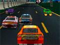 American Racing 2 - Acelere fundo o seu carro. Vença cada etapa dessa corrida passando por cada adversário, use o nitro para aumentar sua velocidade e tente não sair da pista.
