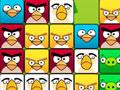 Angry Birds Elimination - Remova os blocos do cenário com rapidez. Sua tarefa é eliminar os Angry Birds que estão em grupos, use as bombas quando aparecer para marcar muitos pontos e conclua cada fase.