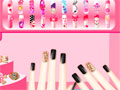 Anna Manicure - Mostre suas habilidades como designer de unhas. Crie cada look e cor de acordo com a tonalidade de pele de suas clientes, escolha o modelo de unha que mais combine com o formato dos dedos das mãos.