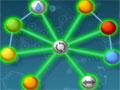 Jogo Online - Atomic Puzzle, Elimine os átomos que estão da mesma cor, para fazer isso você deve Utilizar a lógica e assim completar os 50 níveis existentes neste game de Puzzle. Teste seu raciocínio e divirta-se!
