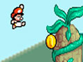 Baby Mario - O pequeno Mario precisa de sua ajuda para concluir suas fases. Salte sobre as plataformas recolhendo as moedas e supere todos os obstáculos existentes no jogo.