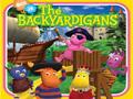 Jogos dos Backyardigans - Escolha a imagem do cenário e vista todos eles, divirta-se usando toda a sua criatividade e imaginação neste game do incrível desenho animado dos Backyardigans.