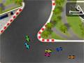 Divirta-se com a corrida GP, mostre que você é o campeão da Fórmula 1, cuidado com as curvas perigosas cheia de adrenalina, complete a corrida em menor tempo possível.