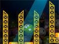 Jogo - Ballery, Escolha o seu personagem e participe de um torneio de arremessos. Sua missão é fazer com que o boneco caia dentro das plataformas com as numerações maiores e assim acumular muitos pontos. Infelizmente você não tem a chance de repetir os níveis, veja quantos pontos você consegue até o final do game.