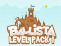Ballista Level Pack 1 - Mire e atire as lanças sobre os balões. Seja ágil para acertar os alvos e quebrar alguns obstáculos, lembrando que você tem um número limitado de tentativas em cada fase.