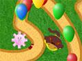 Jogo - Baloons Towers Defense 3, Utilize as ferramentas necessárias para estourar os diversos balões e defender a sua base. Veja qual é o mais adequado ao serviço para que não desperdice o dinheiro que conquistou.