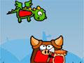 Bamboo Dino - Ajudo o Dino a recuparar seu ovo roubado. Controle seus movimentos e detone todos os inimigos jogando fogo neles, tenha cuidado para não perder a vida e depois faça upgrade para deixá-lo mais forte.