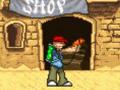 Jogo - Barney, um incrível aventureiro que esta pronto para enfrentar os perigos que estiver em seu caminho. Recolha todas as moedas e no poder de sua arma você vai acabar com os inimigos que estiver impedindo o seu caminho. Um game que tem no total 10 níveis.