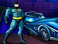 Batman Drift Smash - Acelere fundo com o Batman. Pilote o batmóvel passando pelas curvas perigosas, recolha as cartas do Coringa pelo caminho e marque muitos pontos fazendo drift.
