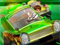 Ben 10 Chasedown - Ajude o Ben 10 a exterminar os inimigos. Com carro persiga os alienígenas para destruir os veículos deles, tente não danificar seu automovél para conseguir completar sua missão.