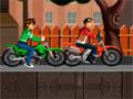 Ben 10 Vs Generator Rex - Escolha um dos dois personagem para a corrida. Acelere fundo para chegar em primeiro lugar nesse jogo e mostre qual é o melhor.