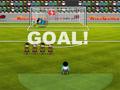 Marque muitos Gols neste jogo de futebol, posicione corretamente o jogador para poder realizar uma cobrança perfeita com direito a um belo gol.