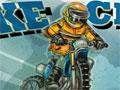 Jogo Bike Champ, Neste game você consegue testar todas as suas habilidades de motocross, diversos desafios estão te esperando, mostre a todos que você é o verdadeiro campeão, Suas missões estão divididas em diversos níveis, passe por obstáculos, Ative nitro da sua moto, acumule pontos e divirta-se!