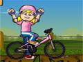 Mais um jogo da Xuxinha, pegue sua bike e pedale forte neste rally e ganhe a grande prova, faça todo o percurso do jogo no menor tempo possível e realize varias manobras radicais, divirta-se!