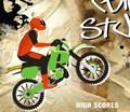 Faça as melhores manobras que você conseguir dentro de 3 minutos, não perca tempo e mostre que você é o melhor com sua moto.
