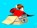 Billy The Pilot - Ajude o Billy salvar o mundo dos lobisomens. Com seu avião feito de caixa papelão lance pelo cenário para alcançar uma boa distância e depois com o dinheiro que ganhar compre novos equipamentos.