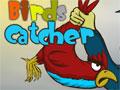 Jogo Birds Catcher - Veja quantas galinhas você é capaz de capturar. Mire e atire sua lança para pegar os objetos e os frangos, recolha tudo antes que o tempo acabe.
