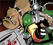 Voc� foi designado para impedir com que os animais mutantes fujam, forneceram-lhe armas e muni��es suficientes para acabar com todos. Cumpra o dever para que n�o perca o jogo, fuzile todos.