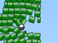 Jogo Online - Blosics em sua 2º versão com novos desafios espalhados por diversos estágios totalmente desafiadores. Derrube os blocos verdes e ganhe pontos. Preste atenção nas indicações de cada nível do game. Obtenha a pontuação necessária para completar o jogo.