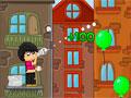 Bobs Balloons - Ajude o Bob estourar os balões. Desfrute da notabilidade para mostrar toda a habilidade em detonar os inimigos com agilidade, mire e jogue bolinha de papel no alvo, concluindo cada fase com 100% de eficaz.