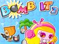 A versão 2 do Bomb It, expluda os seus adversários, lançando-lhes poderosas bombas neste jogo estilo Bomberman.