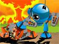 Jogo Box10 Bomber, Mais um game que teve a influencia do clássico Bomberman, sua missão é acabar com todos os seus adversários no menor tempo possivel, seja rápido no seu raciocínio e coloque as bombas nos locais mais estratégicos possíveis.