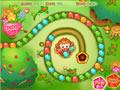 Neste Jogo do Bonbon Foliz você precisa ajudar um macaquinho a eliminar todas as bolas que estão da mesma cor, marque muitos pontos e passe o tempo se divertindo com este game.