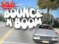 Bounce N Boom -  Mostre toda a sua habilidade e agilidade nesse jogo. Use a setas do teclado para seguir corretamente a sequência e fazer com que o carro salte cada vez mais alto.