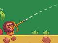 Jogo Bow Contest, Um novo campeonato de tiro ao alvo esta acontecendo e a sua missão é testar suas habilidades com o Arco e Flecha, seja um bom arqueiro e acerte sempre no centro do alvo.