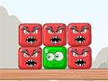 Boxed - Retire os quadrados coloridos pelo cenário. Use o seu raciocínio para movimentar a peça e coloca-lá no seu lugar sem derrubar nenhuma das outras