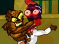 Brainless Monkey Rampage - Você é um macaco do mal e seu dever é destruir as pessoas. Extermine uma quatidade de alvo para completar o estágio, ganhe muitos pontos para expandir sua forma de exterminador.