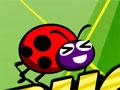 Junte 3 ou mais isentos da mesma cor para conseguir eliminar e ganhar pontos, quanto mais insetos você conseguir eliminar mais pontos você vai ganhar.