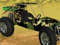 Pilote seu buggy em um caminho com diversos obstáculos, faça o percurso dentro do tempo estipulado.