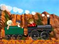As crianças estão felizes por que vão passear de trem, mas há algum problema que você tem que solucionar. Encaixe as peças que estão jogadas no vão para formar uma ponte segura, quando elas estiver aptas para a passagem clique no play e prossiga para o próximo nível.