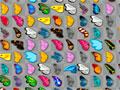 Butterfly Kyodai - Observe o cenário e encontre os pares. Seja ágil para achar as asas das borboletas idênticas para formar os pares, comece pelos das pontas que estão livres.