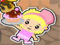 Jogo Cake Collapse, em uma grana confeitaria você precisa ajudar o cozinheiro a organizar todos os deliciosos doces, ele vai jogar e você precisa pegar todos e levar para o local correto, tome muito cuidado com o equilíbrio e carregue o máximo que você conseguir.