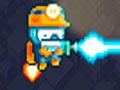 Canary - Explore uma mina com ajuda de canhão. Com seu laser destrua asa rochas que te impedi de chegar próximo ao ouro.